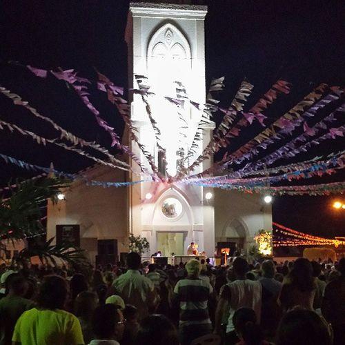 Novena da Padroeira de Independência, Nossa Senhora Santana. Festejosdeindependencia Festareligiosa Indeps Senhorasantana missa novena