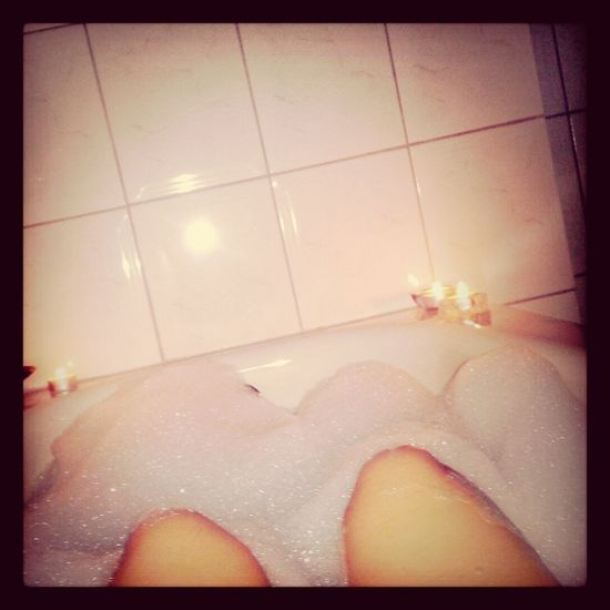 Weekend#abschalten#badewanne# Happy Funny Beautiful ♥