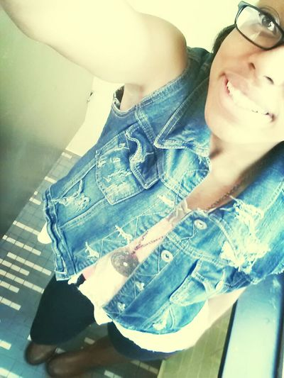 Earlier Today Tho :* Cant Front Like This Picture But Np; Today Was A Good Day ♡