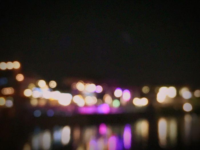 Nightlife at Disney Springs.