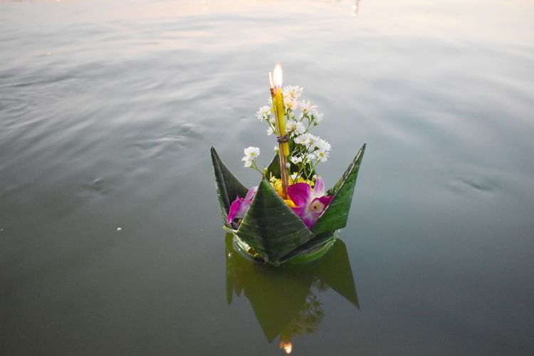 Krathong banana