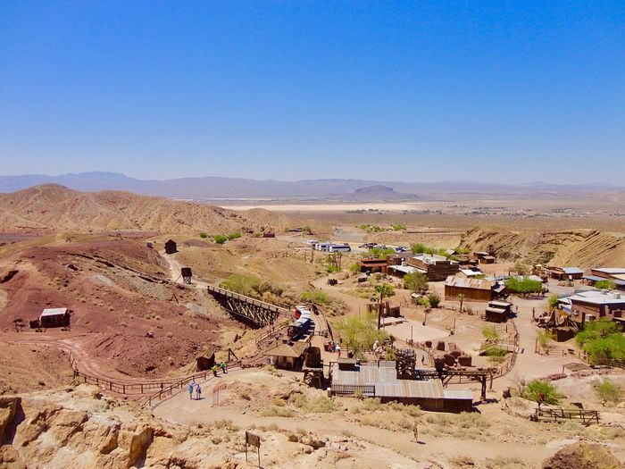 CalicoGhostTown ⛏ California United States America USA Western Calico Ghost Town Mine American Dream USAtrip EyeEm Gallery Sightseeing Clear Sky Landscape Goldrush California Love Enjoying The View Travel Photography Feel The Journey Showcase June USA Photos Good Times カリフォルニア アメリカ