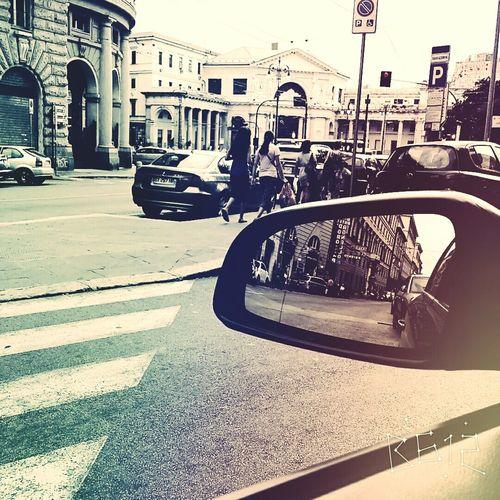 Cyti  Genova Blackday un dia mas o menos haci