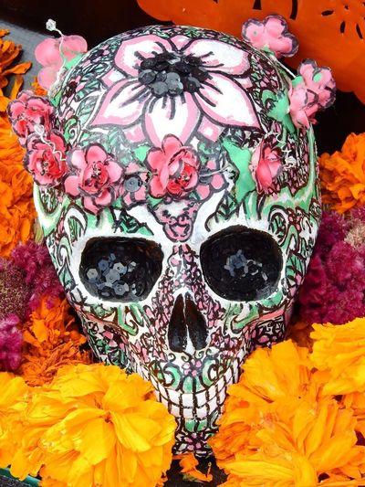 Tradicion Mexicana DIA DE MUERTOS Ofrenda Al Dia De Muertos Ofrenda Escuelas Nacionales Preparatoria