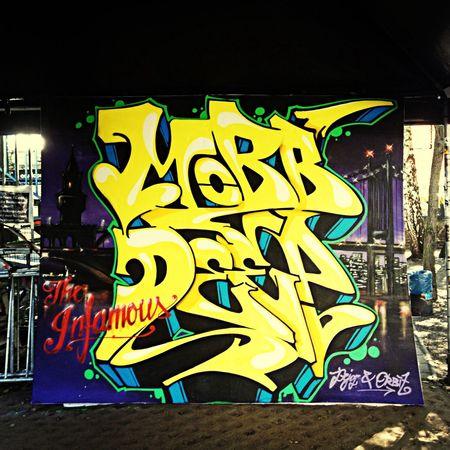 Mobbdeep Graffiti Dejoe  Orbit