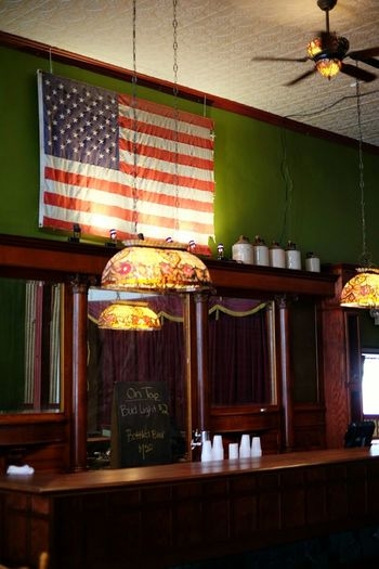 Old Timey Saloon Restaurant Rural America Old West  Taking Photos Kansas Americana History Through The Lens  Small Town