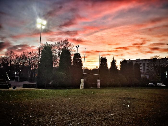 Rugby RugbyIsLife Rugby TIME Rugbypitch Rugbyman H Sunset