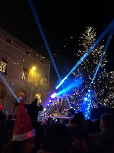 Rimini 0_0_2017 Music Popular Music Concert Celebration City Night