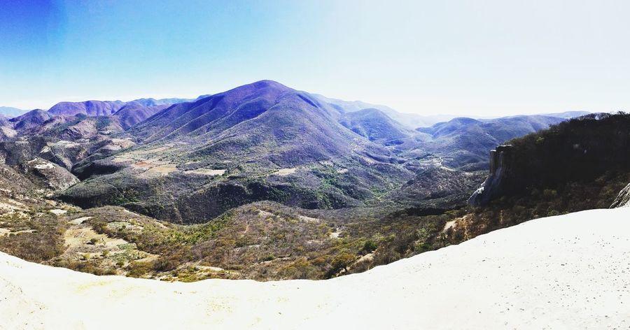 Beautiful Nature In Love Oaxaca