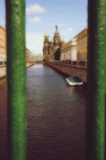 Architecture Museum Hello World Saint-Petersburg