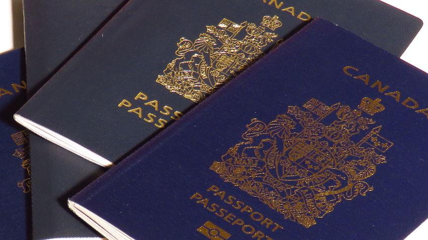 Passport Passeport Canada Canada Canadian Passport Customs Immigration Government Issued Illegal Identity Stolen Identity