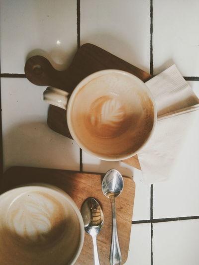 Coffee Latteart Latte