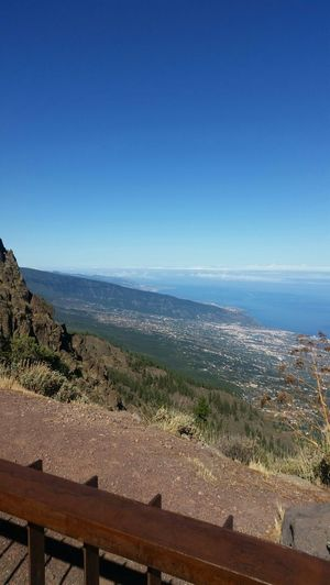 25km to top of volcano