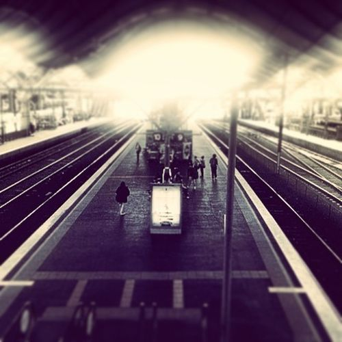 The Explorer - 2014 EyeEm Awards Southerncrossstation IPhone Melbourne City