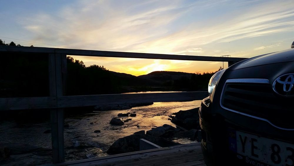 Driving Toyota Avensis D4D Touring Summer in Norway Hanging Out Check This Out Cheese! Relaxing Enjoying Life First Eyeem Photo Taking Photos