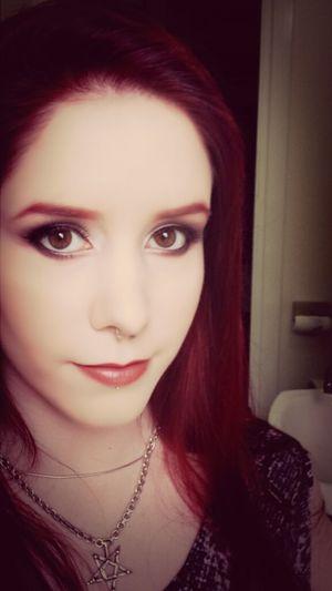 Makeup Septum New Hair Color