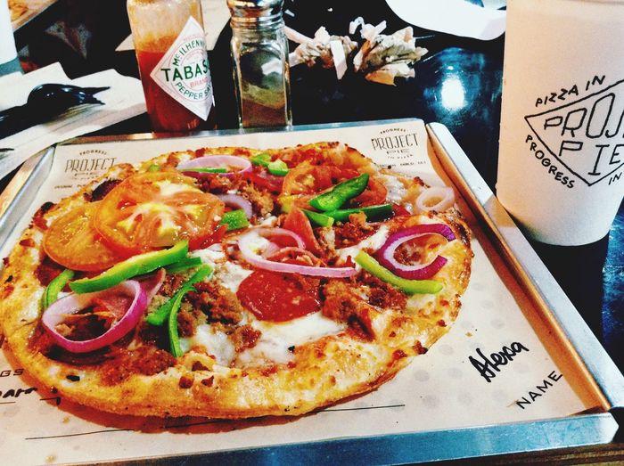 Tried Project Pie ? Pizza Yummy