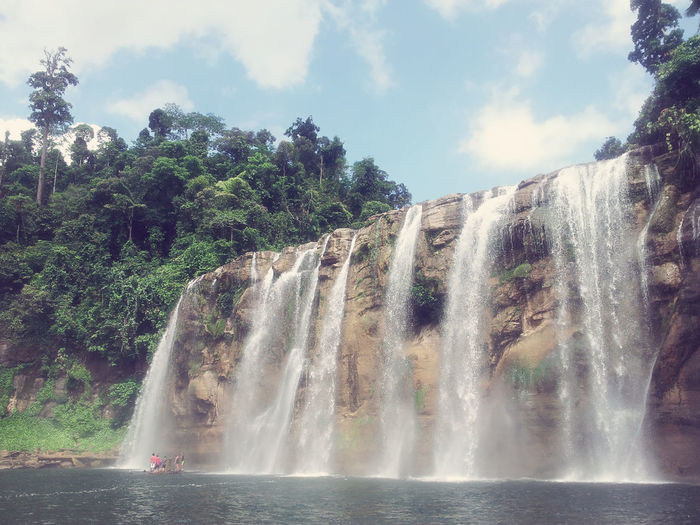 Tinuyan Falls is one of the best water falls here in Surigao. (The wind here is so fresh)