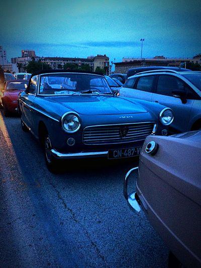 La voiture de l'inspecteur Columbo!!! 😚