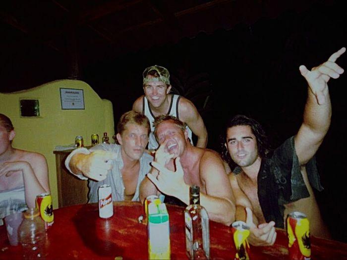 Hostel Life Uno Tourny Pre Game Luna De Luz Party Rave On The Beach Sotallytober