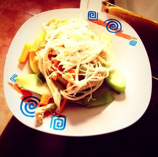 Creo que ya me puedo casar jajaja Comida Verduras Food Lileforlike Siguemeytesigo 👌👈👊✌️☺️