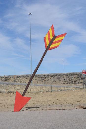 Giant Arrow in