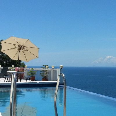 Just can't get over this view. Casaamara Batangas Beach Serenity Relaxation Wanderkat Nofilter Samsungonly