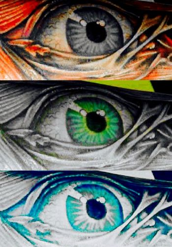 Art Color Filter Color Filters Eye Eye Tattoo Eyes Tattoo Tattoos