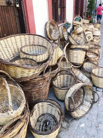Basket Stack