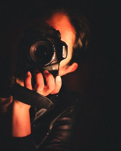 One Person Camera - Photographic Equipment Only Women Close-up Nightlife Photography Mexico Popular Photos Portrait Light Light And Shadow Selfportrait Selfie ✌ Selfie Canon Dsrl 50mm