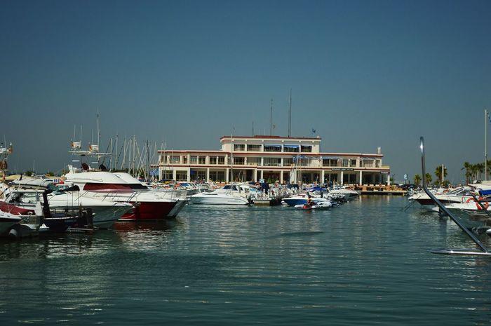 Puerto Deportivo de Santa Pola. Enfocae PicFeeling DEALICANTE Santa Pola