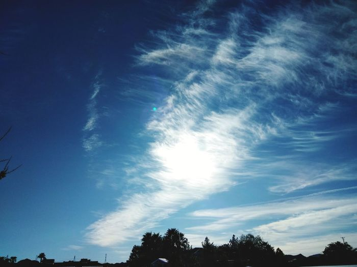 Cloud Cloud - Sky Blue Day
