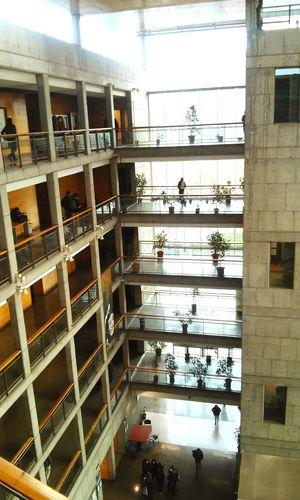 University.. ❤ Chile Santiago Public Administration Studying Passion