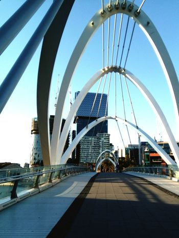 The Road to Dreams.. Architecture Bridge - Man Made Structure Built Structure Road Transportation Travel Destinations Modern