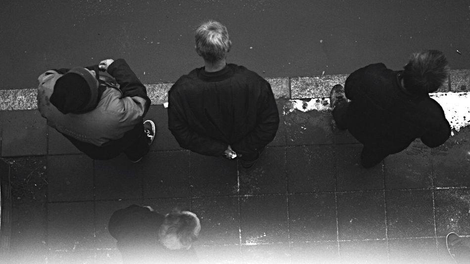 The Human Condition Streetphotography Monochrome OpenEdit Walking Around