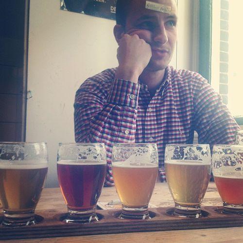 Jest to dowód, że nie kłamię. Amsterdam Podgryzanie Beer Piwo suchar noworodki fascynacja