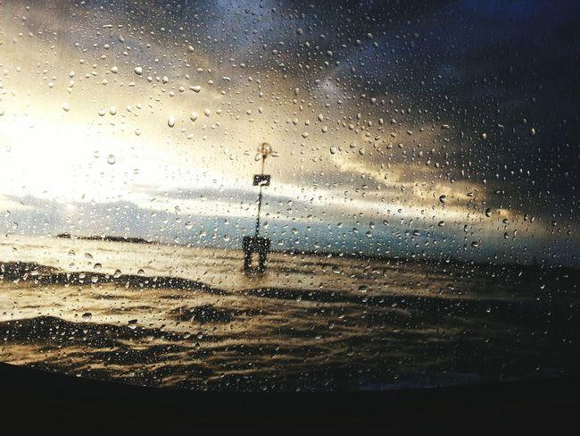 Venice Rain Glitch