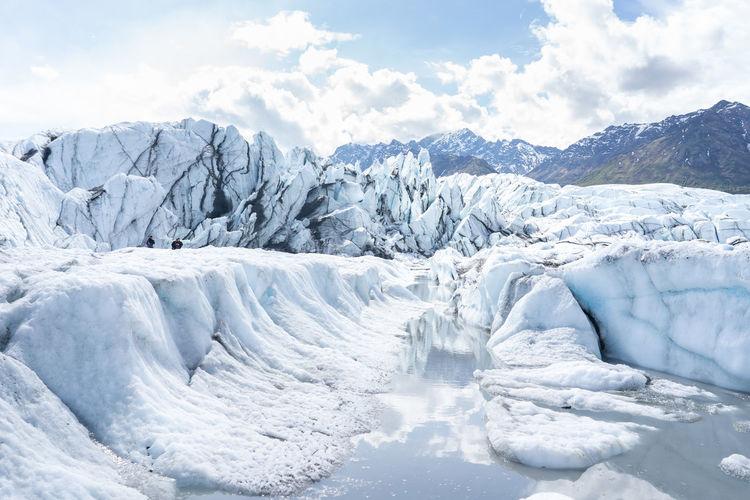 glacier Cold
