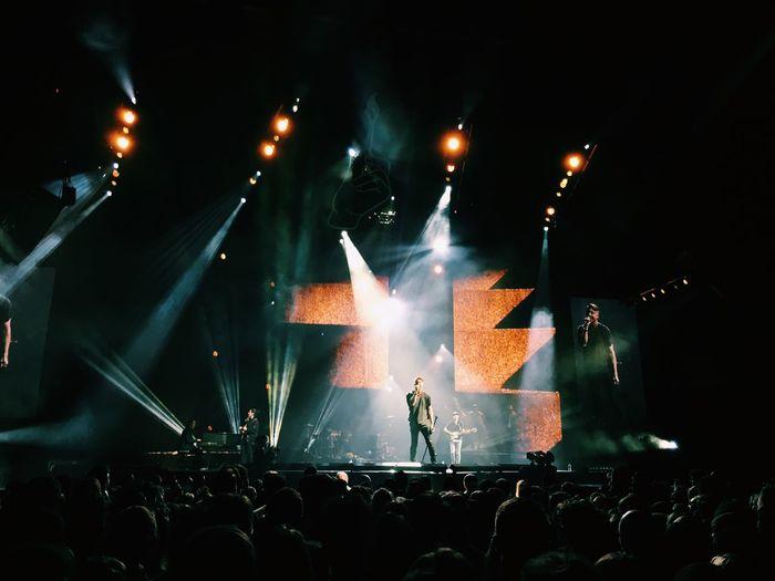 Macklemore & Ryan Lewis TUMIM Concert