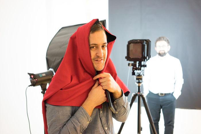 Faces Of EyeEm Hackathon Little Red Riding Hood