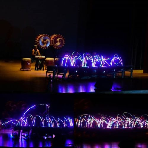 Taiko Drummers at the opening ceremony for the Savannah Asian Festival 2016! Visitsavannah Mysavannah Discoversavannah SeeSAV Savannahnow Savannah Aasu Asian  Taiko Drummer Lighttrails Light Performance Festival Nikon Exploregeorgia Georgia Japanese  Culture