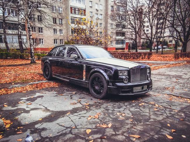 Auto Rolls Royce Lipetsk