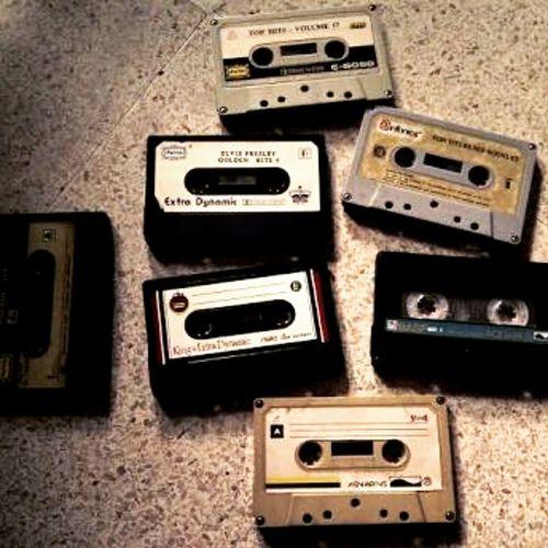 Old casette