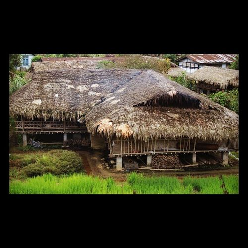 Traditional Galo house. Along . Arunachal Pradesh. Here Belongs To Me Landscapes With WhiteWall Traditional House Aalo Arunachal Pradesh