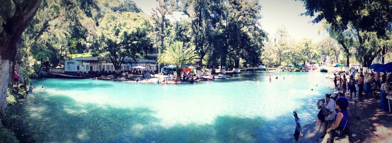 Laguna de Nogales, Veracruz, México. Lagos Lago Panoramic Panorámica Ipadphotography Naturaleza Nature