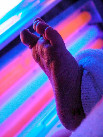 Baby Foot Preemie Hospital New Born Billy Light Small Lights