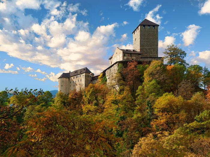 Tyrol Castle in