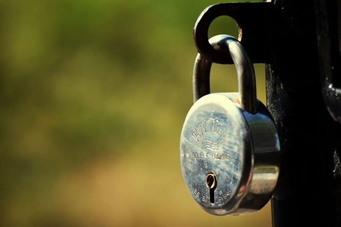 Some secretes in our life should be locked forever.. Hello World The Tourist Enjoying Life Anmol Kekarjawlekar Taking Photos Incredibleindia Aurangabad My Snap Shots Hi! Locks Abstract Photography Message To The World Quote (: