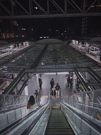 IPhone IPhone Photography IPhoneography Things I Like Holidays Happy :) OSAKA Osaka Station