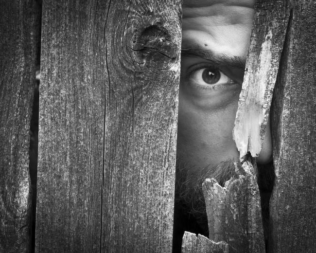 Stalker... Shootermag EyeEm Bnw Noir Portrait
